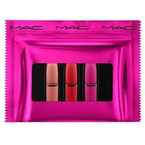 ✨HOST PICK✨ MAC Lipstick Trio - LIMITED EDITION
